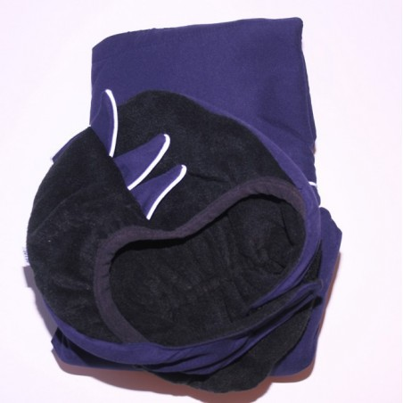 MaM ochranná kapsa DELUXE kolekcia 2013 modrá - čierna, dračia čiapočka