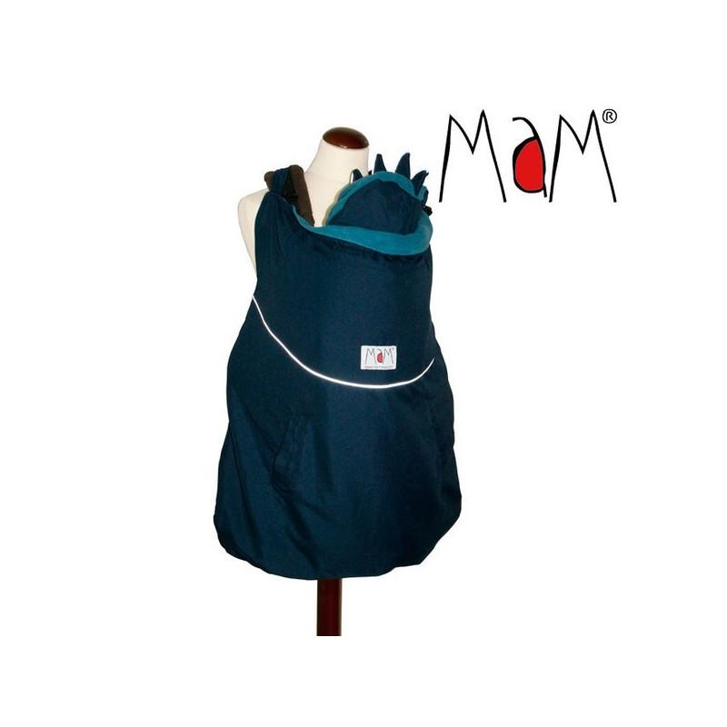 MaM ochranná kapsa zimná Kaj Blue - Deep Sea, reflexné prvky