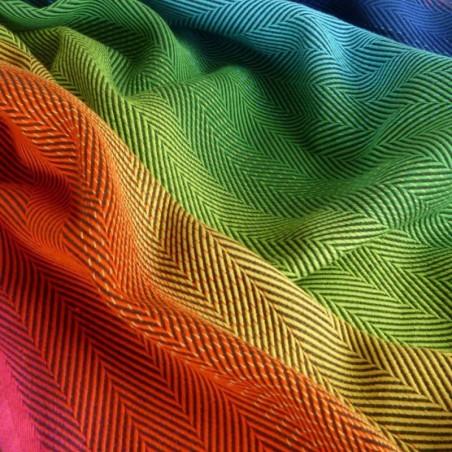 Didymos Limitovaná edícia Lisca Rainbow