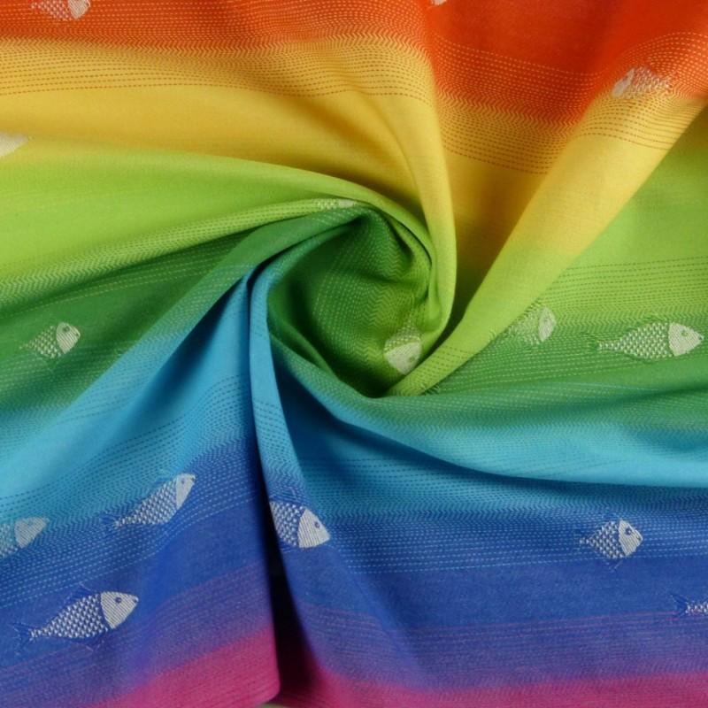 Didymos Limitovaná edícia Rainbow Fish