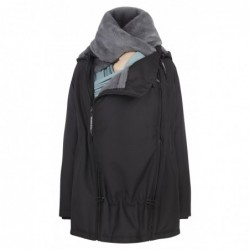 Bunda Wallaby Black - Charcoal Grey
