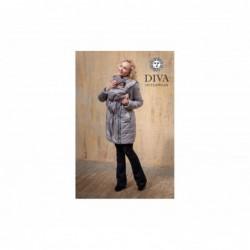 Bunda zimná Diva Milano 4 v 1 Pietra