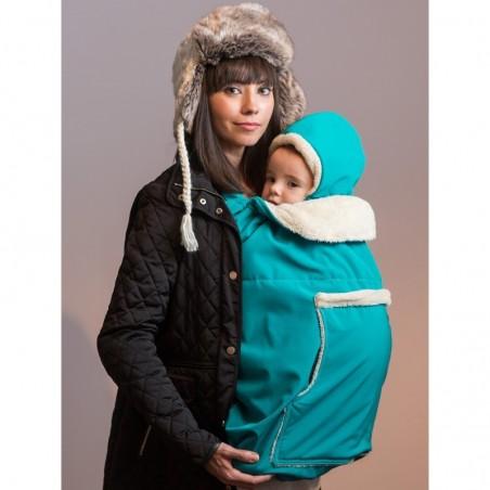 Zimná kapsa Isara turquoise