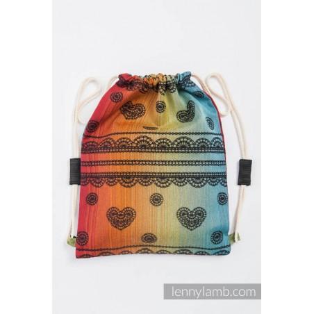Vrecko/ruksak Rainbow Lace Dark