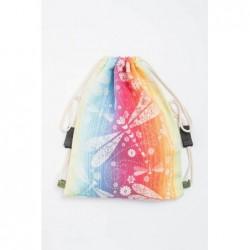 Vrecko/ruksak Dragonfly Rainbow