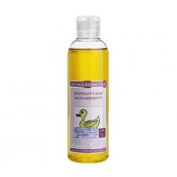 Detský kúpeľový olej mandarinkový