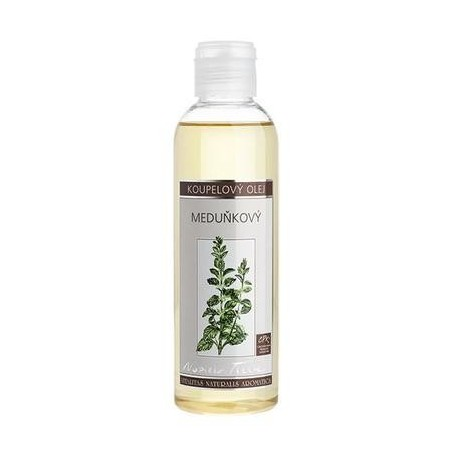 Kúpeľový olej Medovkový