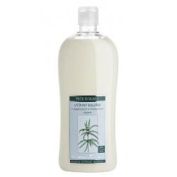 Výživný balzam s arganovým a konopným olejom