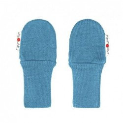 Manymonths rukavice merino Provence Blue