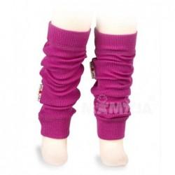 Merino návleky Wool Tube Violet Lotus