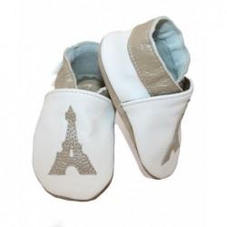 Kožené capačky Babice Paríž