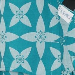 Nosič Fidella Fusion Blossom ocean blue