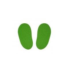 Vložky do capačiek zelené