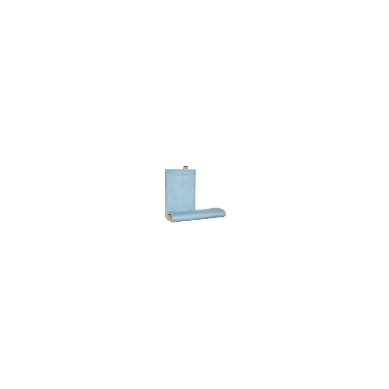 Chrániče ramenných popruhov Kibi  modré bodky