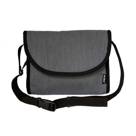 KiBi taška Čiernobiela
