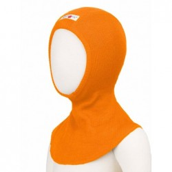 Manymonths merino kukla Festive Orange