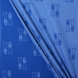 Babyšatka Didymos Nino jeans blue