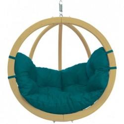 Globo chair green