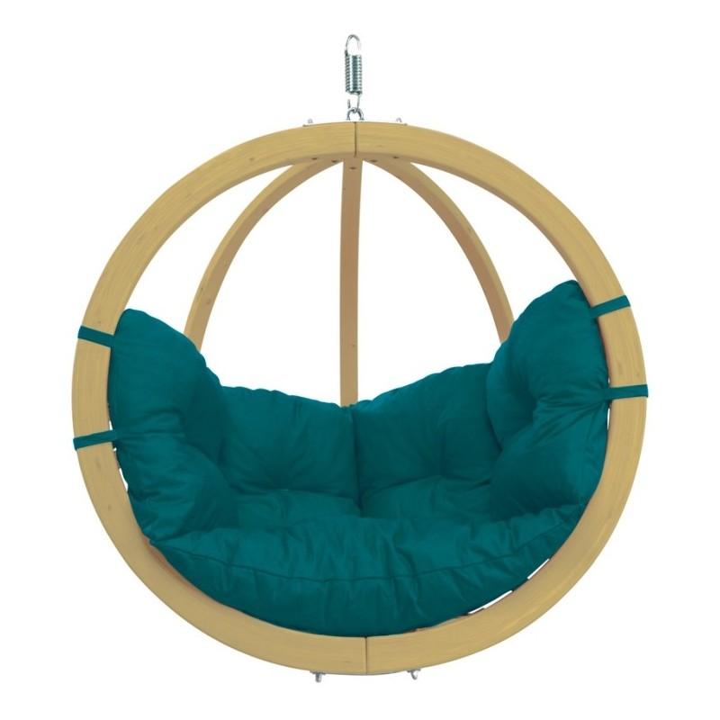 Globo chair green weatherproof