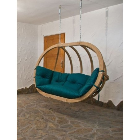 Globo royal chair green weatherproof