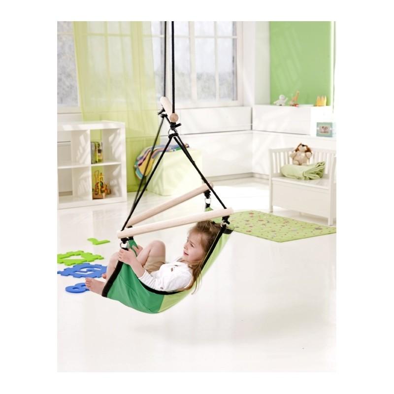 Kids swinger green