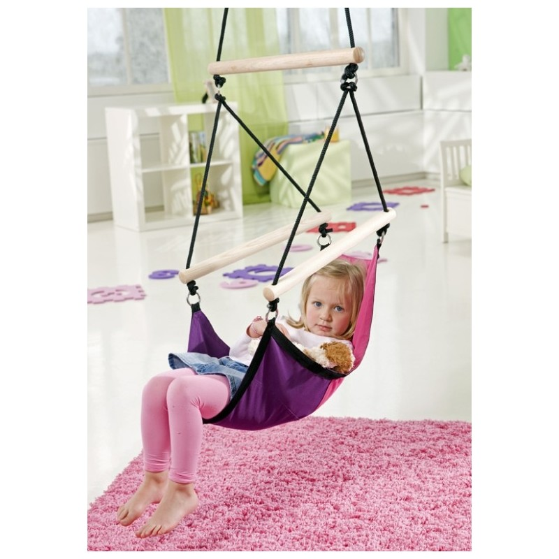 Kids swinger pink