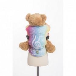 Nosič pre bábiky Lenny Lamb Symphony Rainbow Light