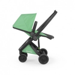 Kočík Greentom Reversible (čierny podvozok)