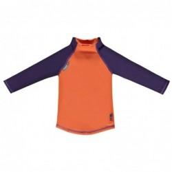 Pop in tričko Orange/Purple