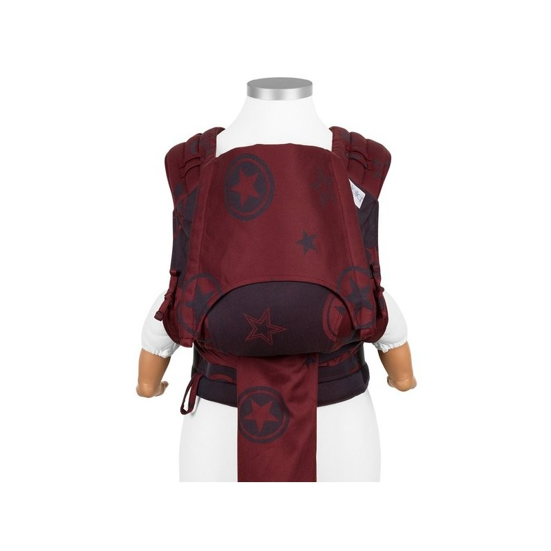 Fidella FlyClick Outer Space Ruby Red