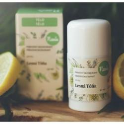 Tuhý Dezodorant Pánsky – Lesná Tôňa 30 ml