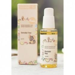 Masážny Olej po Kúpaní – Detské Sny 50 ml