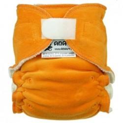 Novorodenecké plienky na suchý zips Anavy