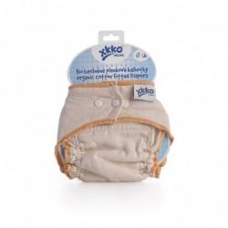 Plienkové nohavičky XKKO Organic - Natural