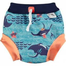 Pop in plavky Manta Ray