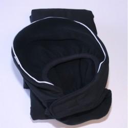 MaM ochranná kapsa DELUXE kolekcia 2013 čierna - čierna, reflexné prvky