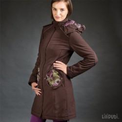 Kabát Liliputi Lavendering - nedostupný