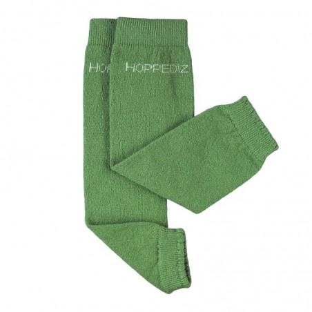 Návleky Hoppediz merino zelené