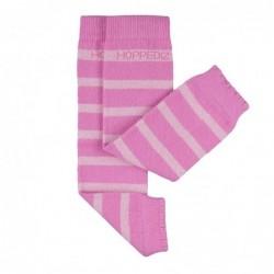 Návleky Hoppediz merino sv.ružovo-tm.ružové